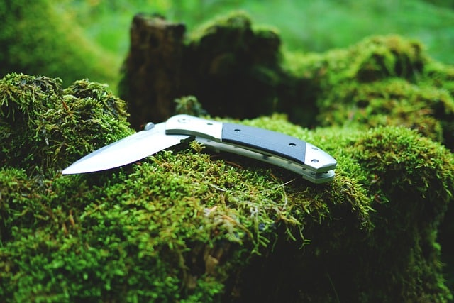 Camping Knife, Folding Camping Knife