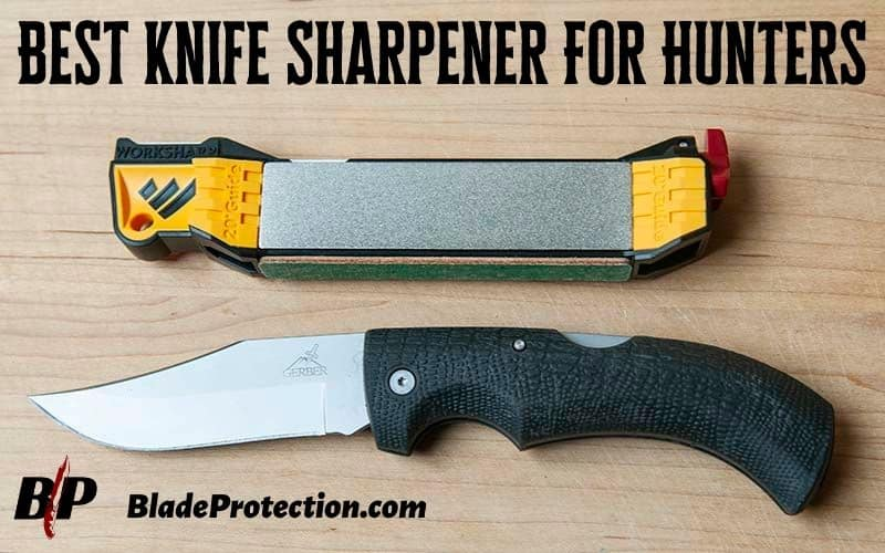 Best Knife Sharpener For Hunters