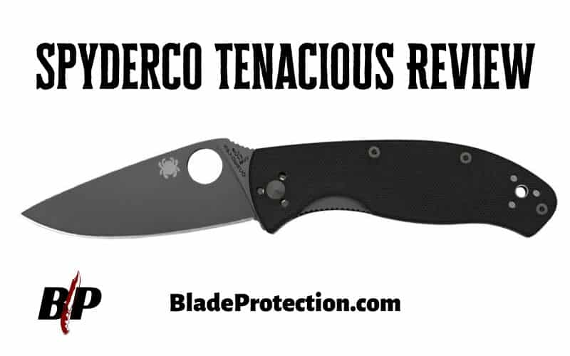Spyderco Tenacious Review -Is This The Best Value Knife They Have Ever Made?