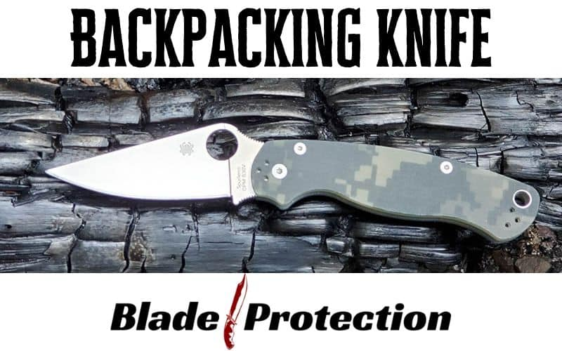 Best Backpacking Knife : How To Choose The Right One